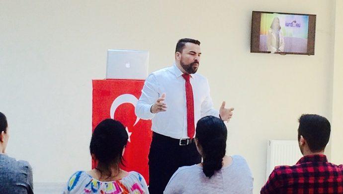 Evangelización en Turquía