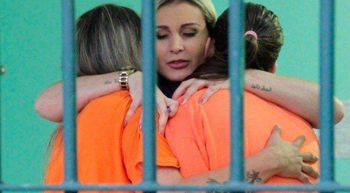 Amor al prójimo en las cárceles para mujeres