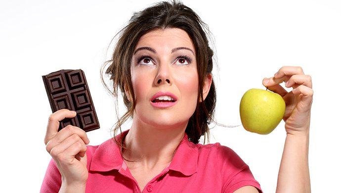 Las emociones y la dieta