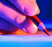 La parábola del lápiz