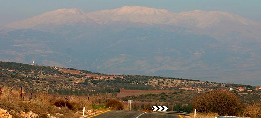 7 curiosidades sobre el Monte Hermón