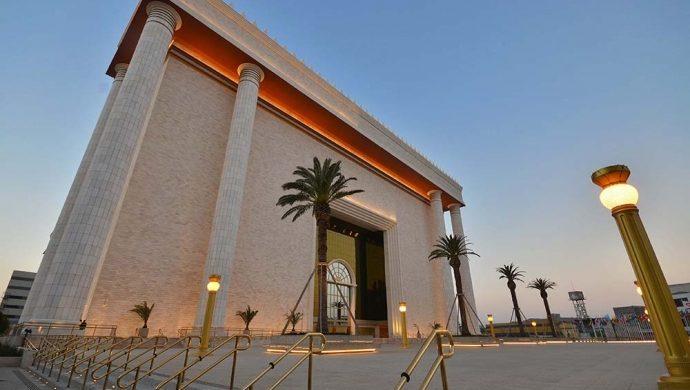 El Templo de Salomón es homenajeado por incentivar el turismo