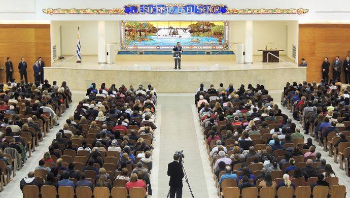 Noche de la Salvación en Uruguay