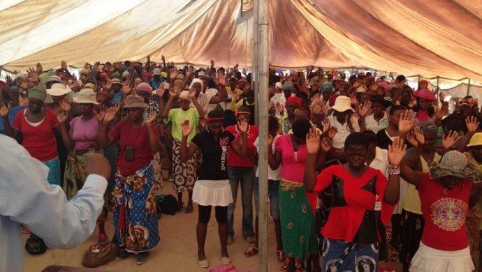 Conozca el trabajo de la Universal en Zimbabue