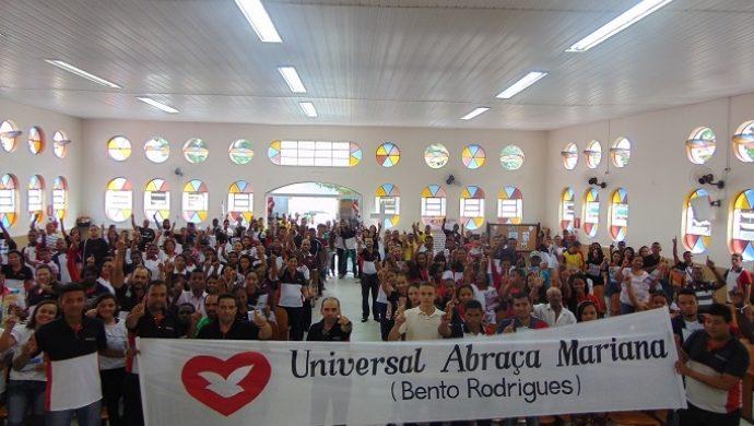 La Universal ayuda a las víctimas de la tragedia ambiental en Minas Gerais