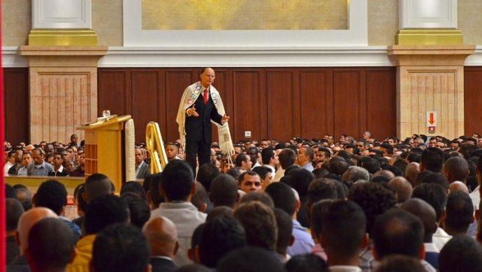 Conferencia «Hombres Excelentes» en el Templo de Salomón