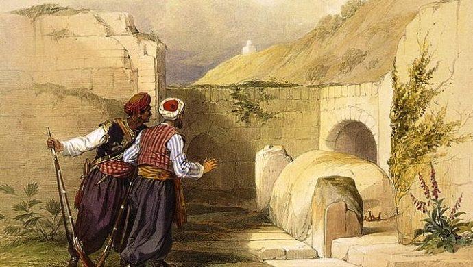 Lugares de la Biblia: El Túmulo de José de Egipto