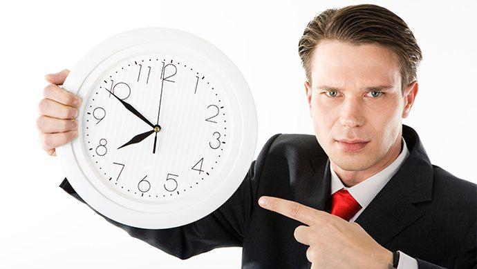 Quien maneja su tiempo, maneja también su dinero