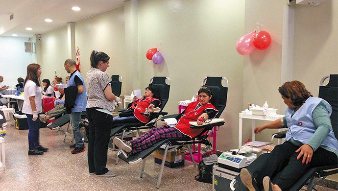 63 donantes: 189 vidas salvadas
