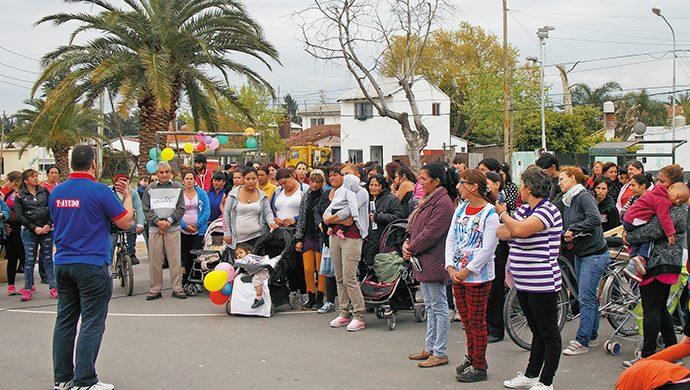 Octubre: 14 toneladas y más de 27 000 prendas de ropa fueron donados en todo el país