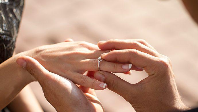 Cinco postales de un buen matrimonio