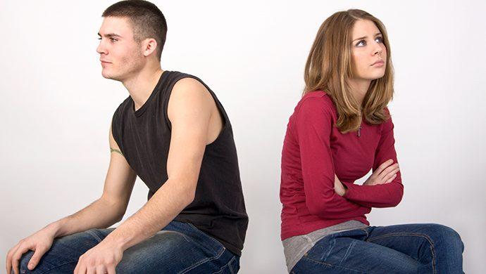 Cinco actitudes que pueden destruir su relación