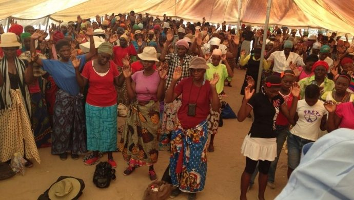 La Universal hace la diferencia en Zimbabue