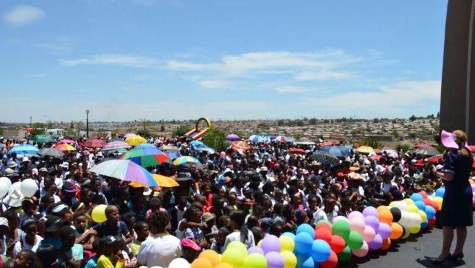 Sudáfrica celebra un día especial con la EBI