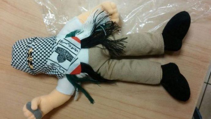 4 mil muñecos que representaban a terroristas son retenidos en Haifa
