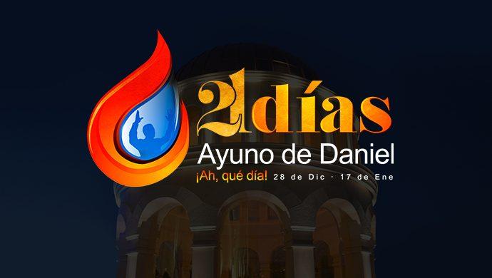 Ayuno de Daniel – 1° día