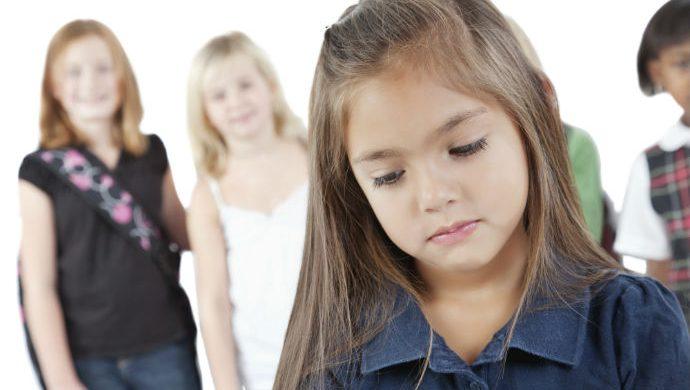 ¿Qué hace que un niño sea tímido?
