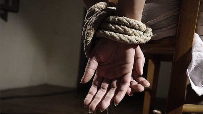Esclavas modernas