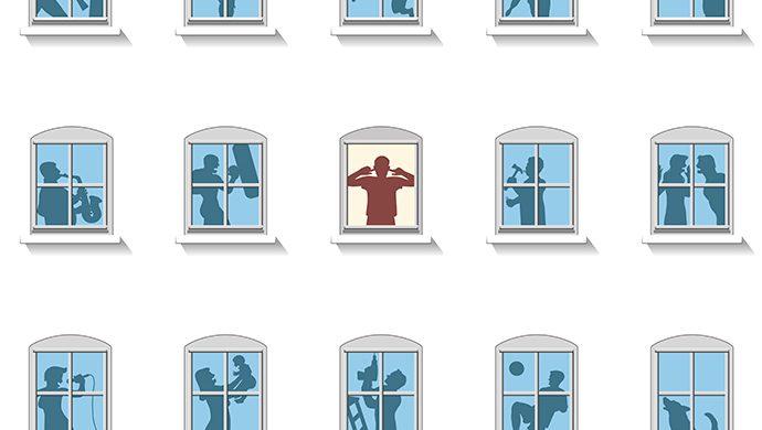 Cómo litigar con vecinos molestos