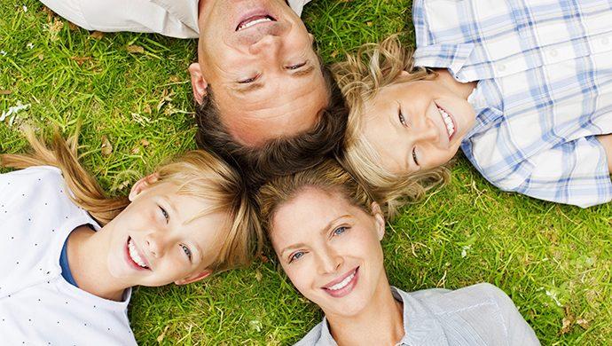 Un vicio no se puede resistir a una familia unida