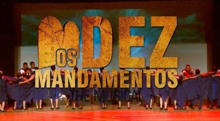 Los Diez Mandamientos – El Musical