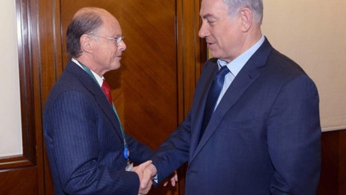 El primer ministro de Israel se encuentra con Edir Macedo