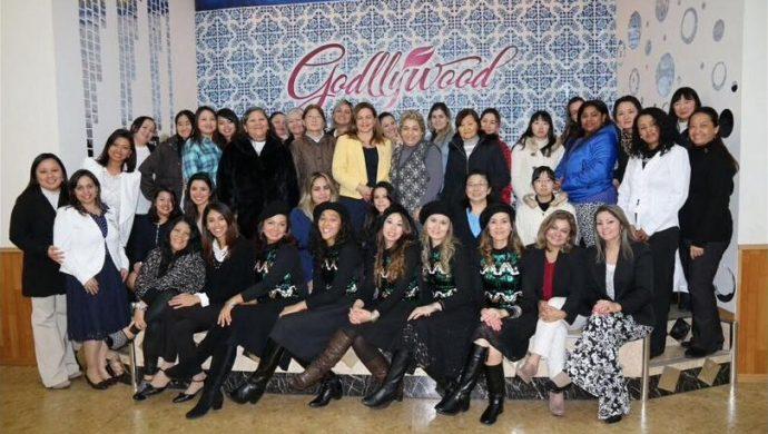 El Godllywood Japón realiza un encuentro especial para las mujeres