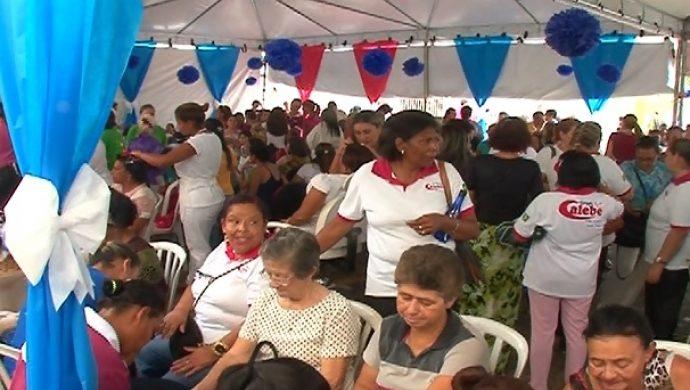 El Grupo Caleb realiza un encuentro especial en Goiás