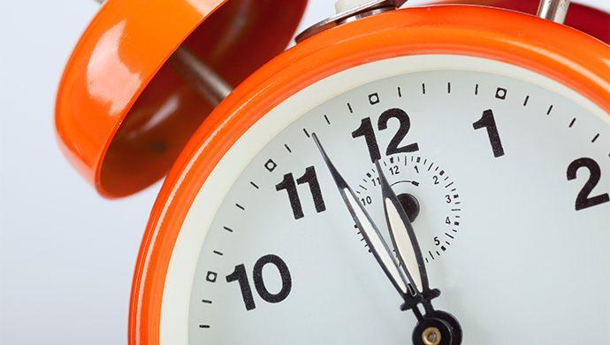 El minuto transformador