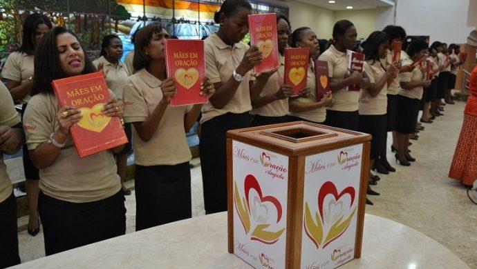 El poder de la oración por los hijos en Angola