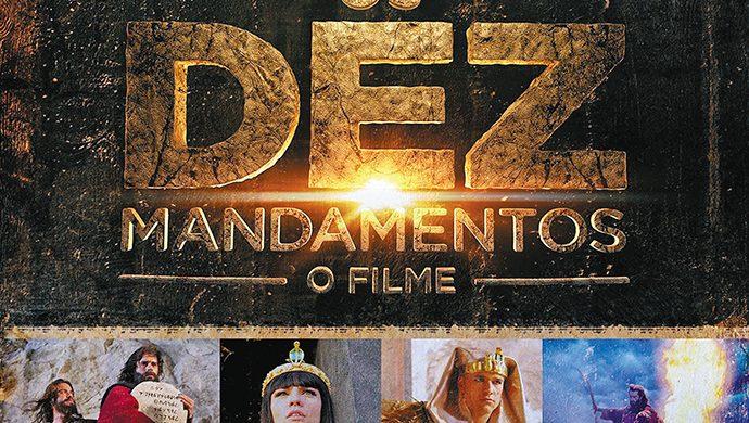 Los Diez Mandamientos, la película