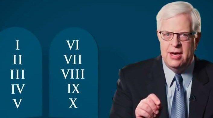 La importancia de los Diez Mandamientos