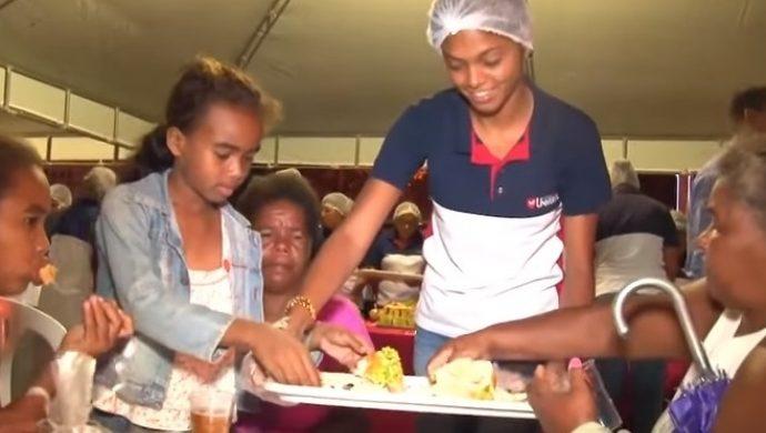 Los Ángeles de la Madrugada rescatan vidas en Sergipe