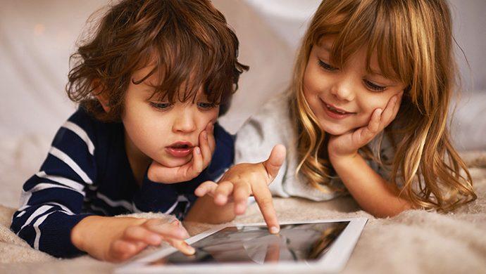 Cuidado con los juguetes electrónicos para los niños