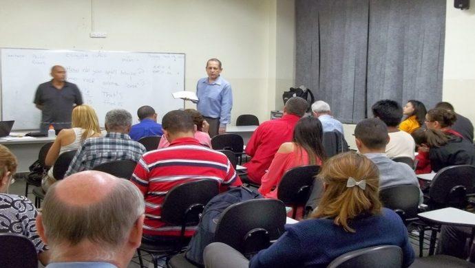 Proyecto mantenido por la Universal abre las inscripciones para varios cursos de formación profesional