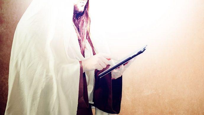 ¿Cómo usaría Jesús las redes sociales?