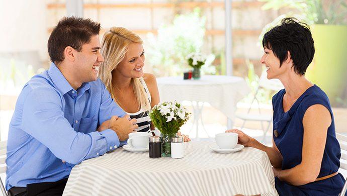 La mujer sabia evita conflictos