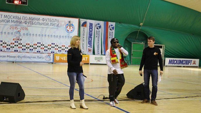 Los jóvenes se reúnen en Rusia en un torneo para la concientización sobre las drogas