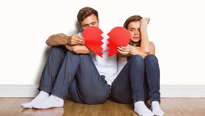 La solución para las parejas que viven al límite
