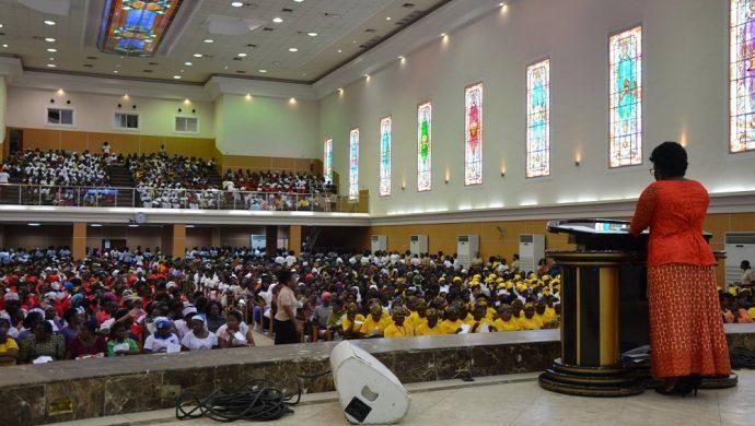 Proyecto Madres en Oración  promueve reunión en Angola