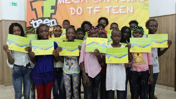 Adolescentes angoleños deciden asumir verdaderamente un compromiso con Dios