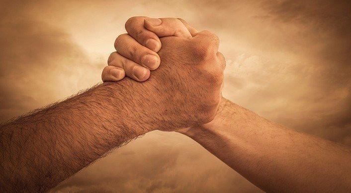 Sociedad con Dios