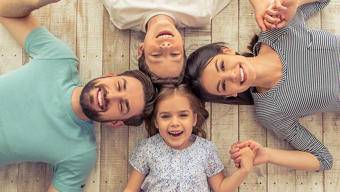 ¿Usted cuida el bienestar de la familia?
