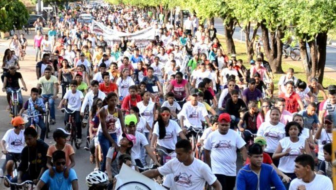 FJU de Roraima promueve una acción contra el suicidio