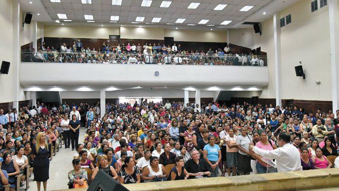 Concentración en Honduras