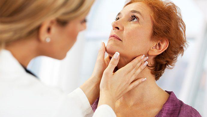 Bocio: cuando la tiroides está en problemas
