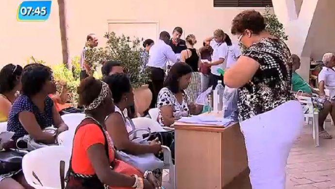 La Acción Social de la Universal en Río de Janeiro ofrece educación, salud y ciudadanía