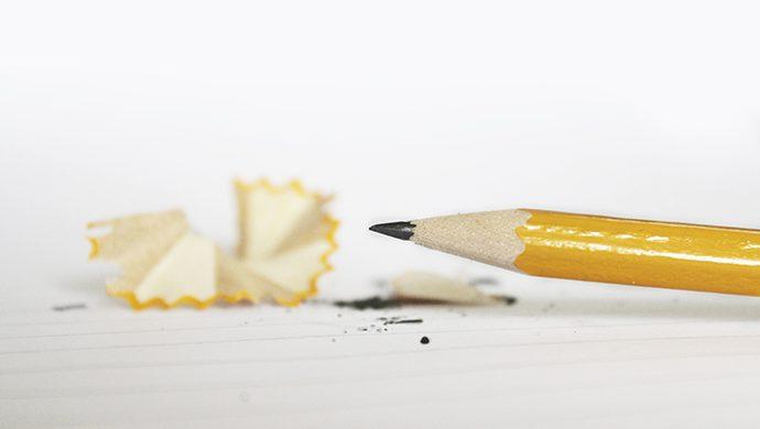 ¿Cómo un lápiz le puede dar 5 lecciones para alcanzar el éxito?