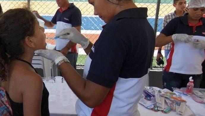 400 beneficiados en actividades sociales de la Universal, en Aracaju