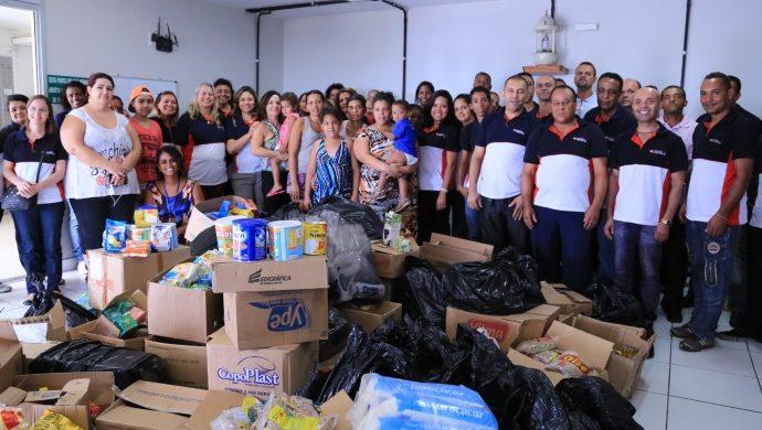 Universal de Minas Gerais ayuda a Centro de Apoyo a niños con cáncer